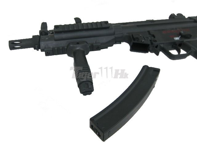 CYMA High Power MP5 w/ UMP Stock METAL Electric Blow Back AEG