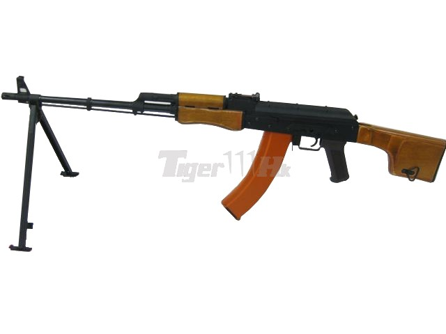 CYMA High power Metal RPK AEG (Real Wood Version)