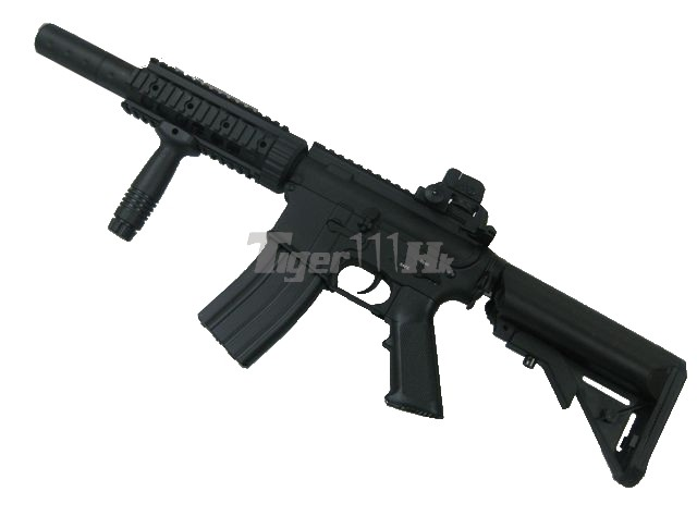 DBoys Boyi M4 RIS SD CQB Metal AEG Rifle (BY-38)