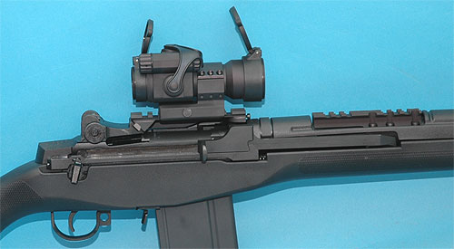 G&P M14 Tactical Scope Mount Base Airsoft Tiger111HK Area M14 Tactical