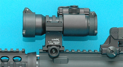 G&P-MK18 Mod O 30mm Red Dot Sight Straight Mount
