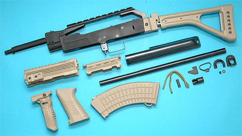 G&P AK Tactical Conversion Kit (Folding Stock)(NVG Version)