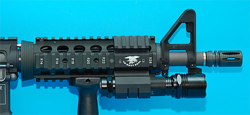G&P-Multi Purpose Side Rail Mount