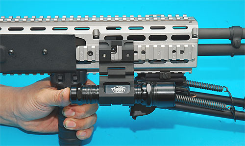 G&P-Multiple Position Flashlight Mount