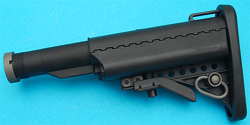 G&P AEG Mod Buttstock (Black)
