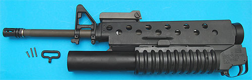 G&P WA M16A2 with M203 Front Set