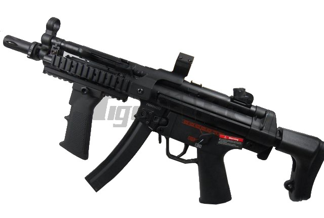 Jing Gong MP5-J Navy RIS Rifle AEG (Metal body;Japan Version)
