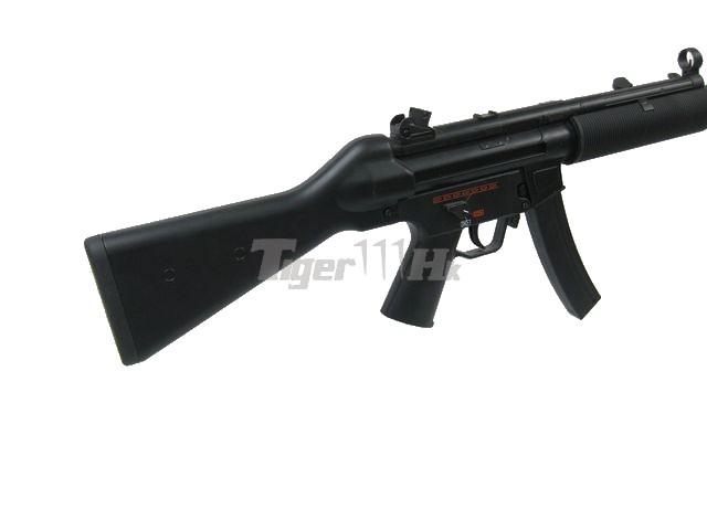Jing Gong MP5SD5 Rifle AEG Fixed Stock(Metal body;Japan Version)