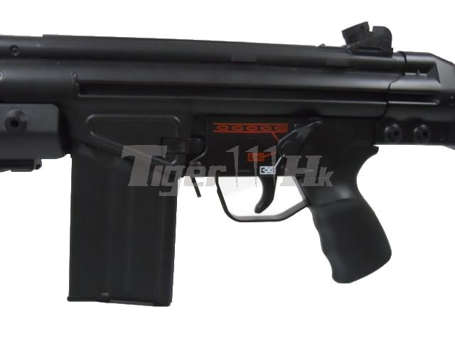 Jing Gong G3 SAS Fixed Stock AEG Rifle (T3SAS-G ; JG-097 )