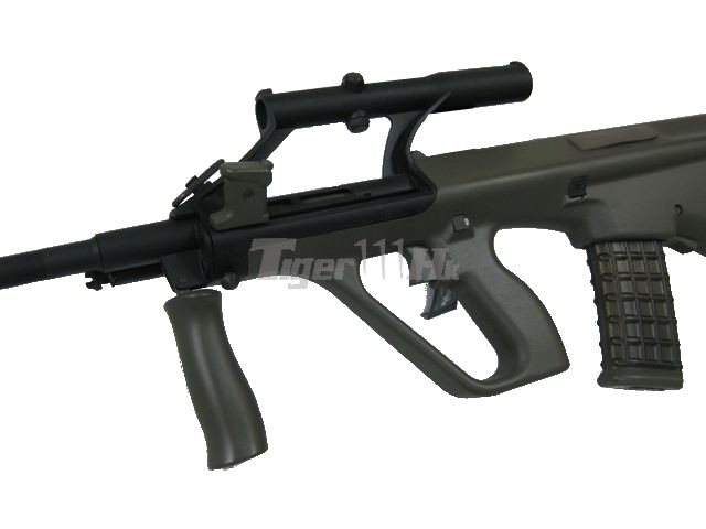 Jing Gong AUG A2 Military Airsoft AEG (JG-0449A)