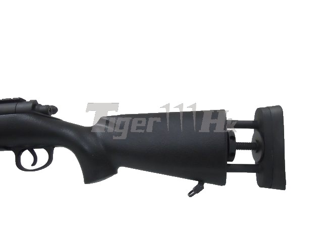 NOB M24 SWS Bolt Action Spring Sniper Rifle (BK)