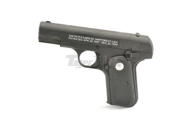 Amazon.com : Colt .25 Airsoft Pistol Twin Pack : Sports & Outdoors