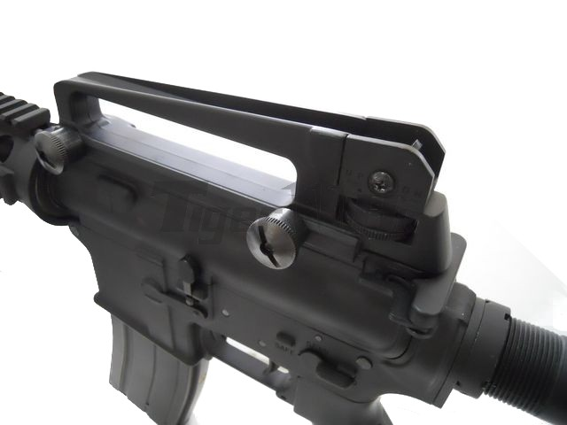 WELL M4 CQB RIS Gas Blowback Rifle