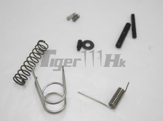 Element Reinforced Spring & Pin Set for WA M4 GBB