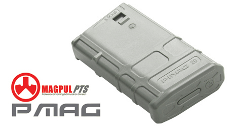 MAGPUL PTS 50rd Green Label PMAG for M4 / M16 (FG, 10pcs)