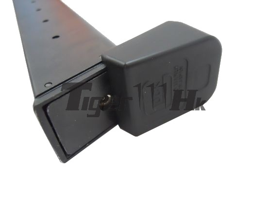 Tokyo Marui 50rd METAL Long Magazine for Glock series GBB