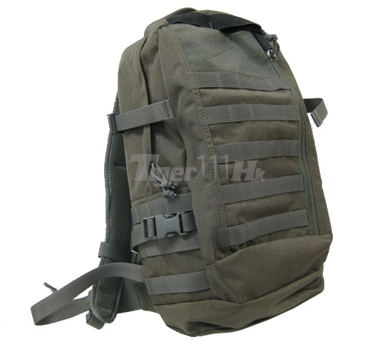 EAIMING 1000D CORDURA® WP MOLLE Middle Backpack (Ranger Grey)