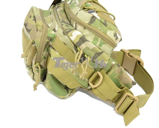 EAIMING 1000D CORDURA® Foldable MOLLE Backpack (Multicam)
