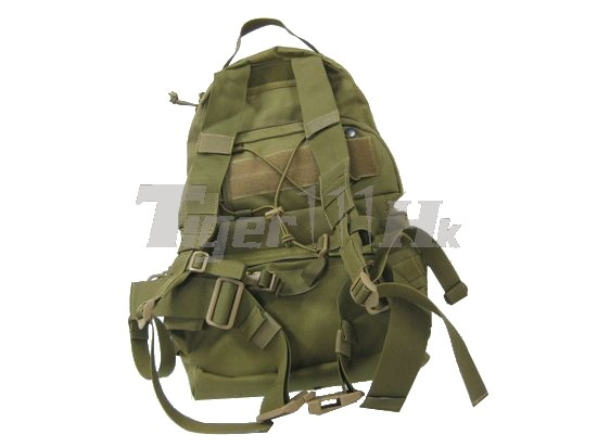 EAIMING 1000D CORDURA® Foldable MOLLE Backpack (DE)