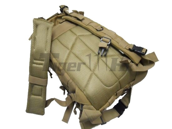 3 Days US MOD Hydration Assault Tactical Hunt MOLLE Backpack -CB