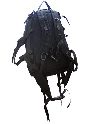 King Arms  Tactical Back Pack - Black