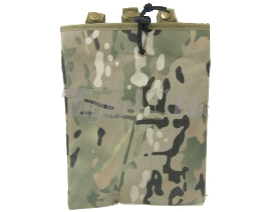 Multicam Deathless Belt Magazine Drop Pouch For MAG NVG