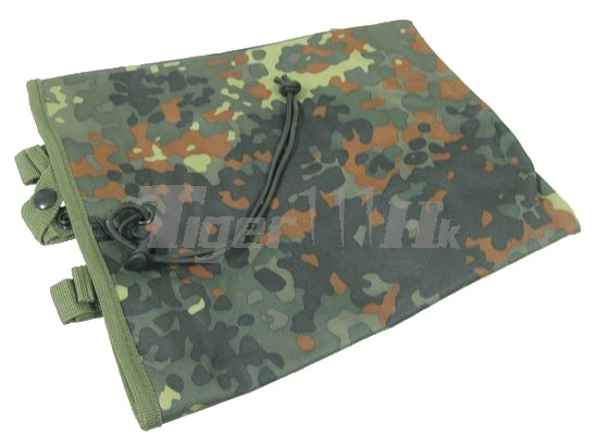 MulticamGermany Army Woodland Deathless Belt Magazine Drop Pouch  Deathless Belt Magazine Drop Pouch For MAG NVG