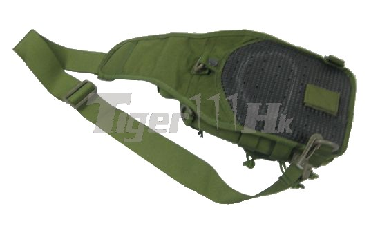 EAIMING 1000D CORDURA® Utility Gear MOLLE Shoulder Bag (OD)