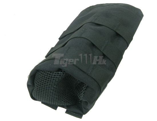 EAIMING MOLLE Water Bottle Pouch-Black
