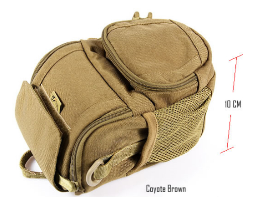 ac8887a610 FLYYE MID Camera Bag (Coyote Brown) Airsoft Tiger111HK Area