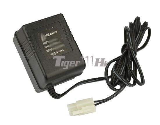 COOL 220V Ni-MH/Ni-CD 8.4V Battery Charger (Large Plug ...