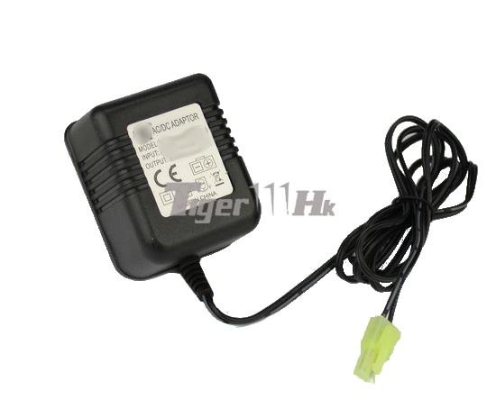 COOL Ni-MH/Ni-CD 9.6V Battery Charger ( Mini Plug) Airsoft ...