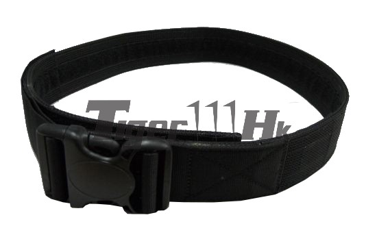 EAIMING 2 inch BDU Inner Duty Belt - BK