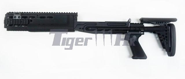 WE MK14 EBR CNC bare-bone SAGE EBR Kit (BK) Airsoft ... M14 Ebr Silver