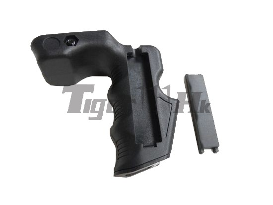 EAIMING 7 Tactical Fore grip with Pressure Switch Pouch (BK)