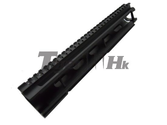 Eaiming CNC Tri-Rail Metal Hand guard for G3 Series AEG