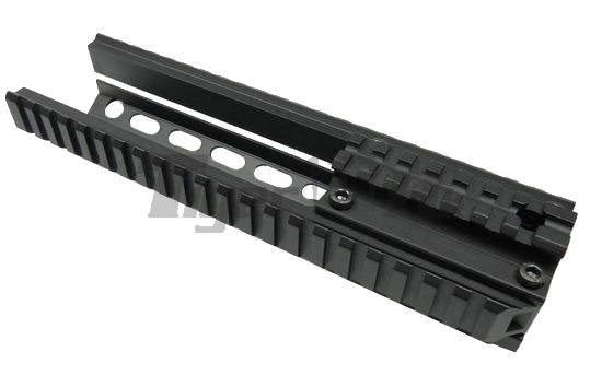 EAMING CNC SKS Series SKS Tactical Quad-rail Forearm System