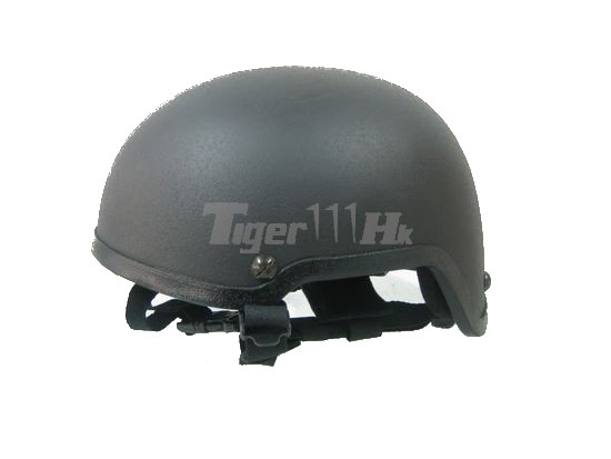 EAIMING MICH TC-2002 Replica Helmet - Black