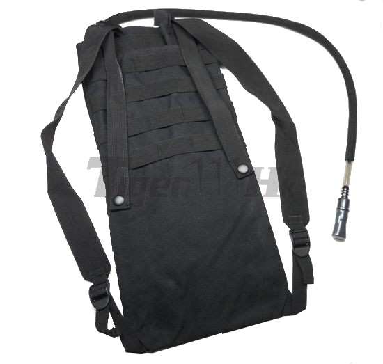 2 Way MOLLE 2.5L Hydration Water Backpack (BK)