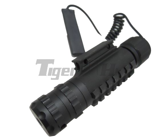 Canis Latrans 20mW High Power Tri-Rail Green Laser Sight