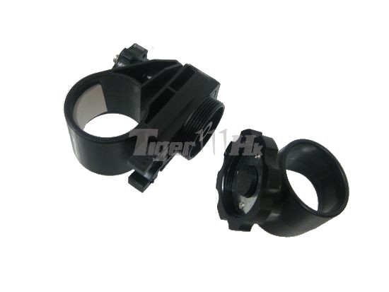 EAIMING Snipe Barrel QD Mount for FL31 record Camera flashlight