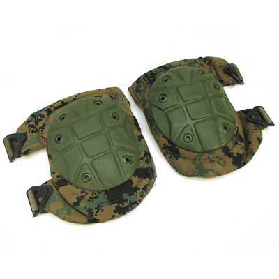 King Arms Warrior Knee Pads - MF