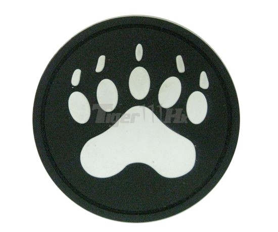 EAIMING glow paw patch – Color BK