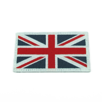 King Arms IFF UK Embroidery Flag - CO