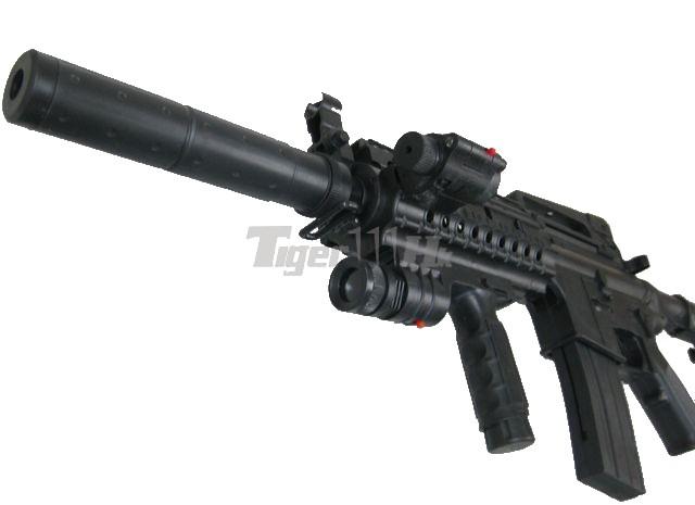 Carbine Silencer Smart m4 Carbine With Silencer