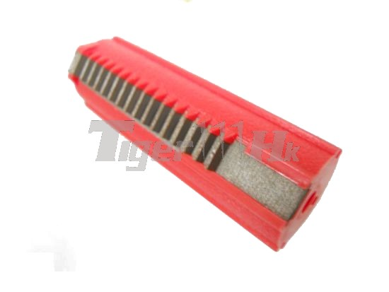 ENERGY Full Teeth Steel Lightweight Ventilation Piston (Red)