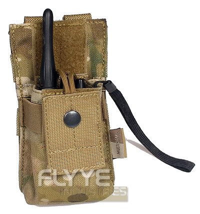 FLYYE MOLLE Short Radio Pounch