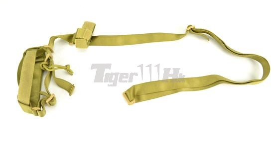 2bd55fe7134 TMC 1000D Nylon Tactical M16 Rifle Sling (Khaki) Airsoft Tiger111HK Area