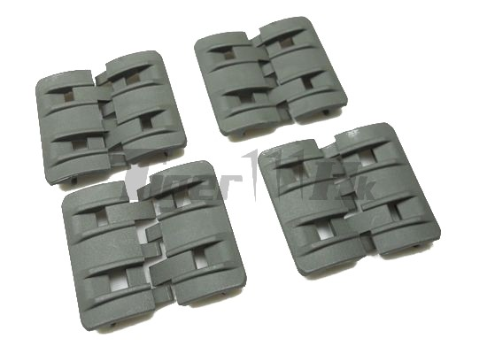 MAGPUL XTM Rail Panel cover (Foliage Green)