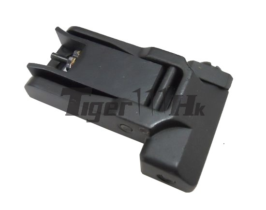 D-Boys PDW 300M Flip Up Front Sight (BK)